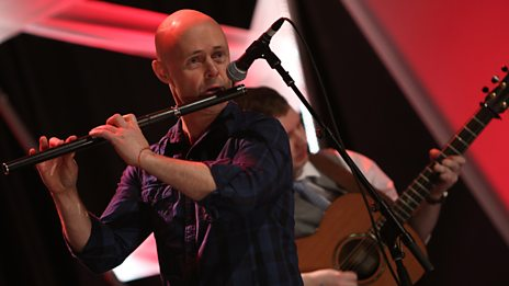 Armagh Pipers Club - Charlie Rue / The Dawn Wall / The Golden Reel (Radio 2 Folk Awards 2018)