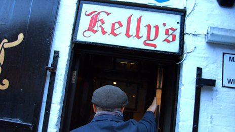 Mark Radcliffe meets some Belfast 'folk'