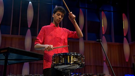 Toril Azzalini-Machecler's performance in the BBC Young Musician 2018 Percussion Final