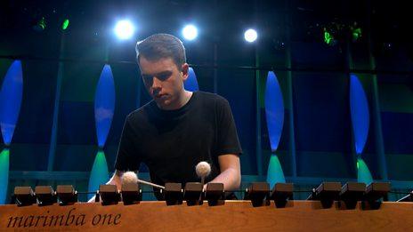 Matthew Brett's performance in the BBC Young Musician 2018 Percussion Final