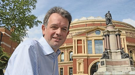 Director of the BBC Proms on Radio 4's Today programme