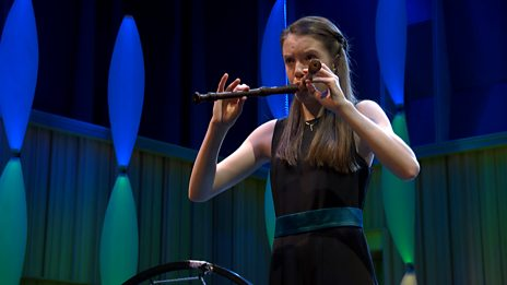 Eliza Haskins' performance in the BBC Young Musician 2018 Woodwind Final