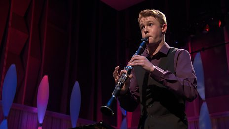 Tom Myles' performance in the BBC Young Musician 2018 Woodwind Final