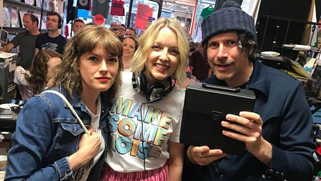 Gruff Rhys and Gwenno's Record Store Day Desert Island Disco