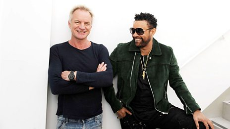 Sting and Shaggy perform Lovely Day