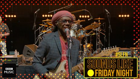 Nile Rodgers & Chic - Gig In A Minute