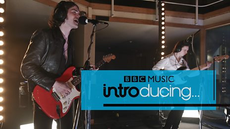 The Blinders - L'Etat C'est Moi (BBC Music Introducing session)