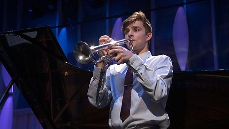 Will Thomas' performance in the BBC Young Musician 2018 Brass Final