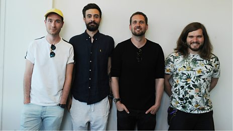 Bastille are back with a their new single 'Quarter Past Midnight', and an album on the way that runs through the night...
