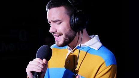 Live Lounge - Liam Payne