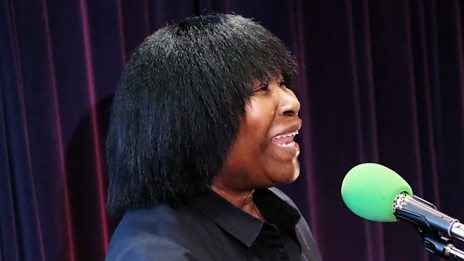 Joan Armatrading performs Love and Affection