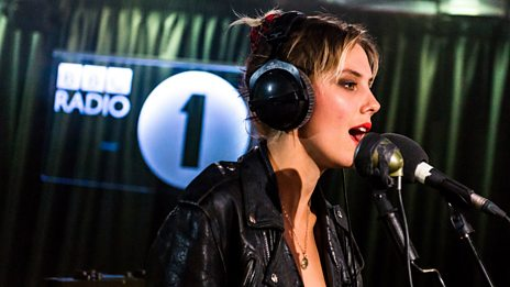 Live Lounge - Wolf Alice