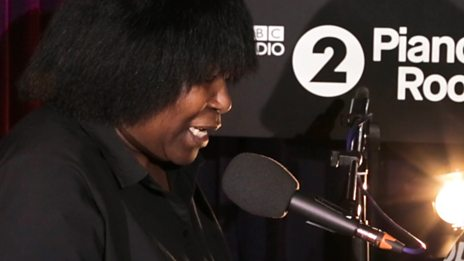 Joan Armatrading performs The Weakness In Me