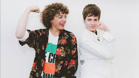 Christine and the Queens In Conversation With Annie Mac