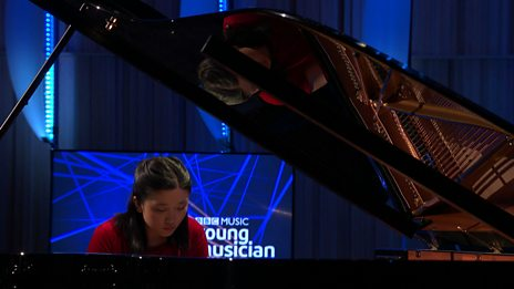 Lauren Zhang's performance in the BBC Young Musician 2018 Semi-Final