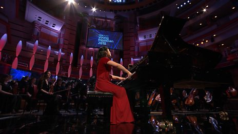 Lauren Zhang performs Prokofiev's Piano Concerto no.2. op.16 in the 2018 Grand Final