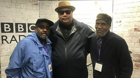 The Last Poets speak to Mary Anne Hobbs