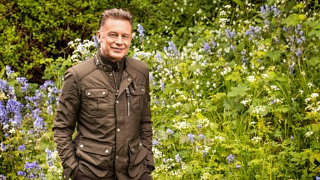 "Chris Packham: ""The most uncomfortable animal birth I've ever seen was..."""