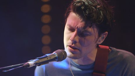 James Bay - Live Lounge