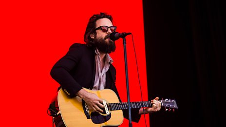 Total entertainment forever! Father John Misty opens Belfast's Biggest Weekend