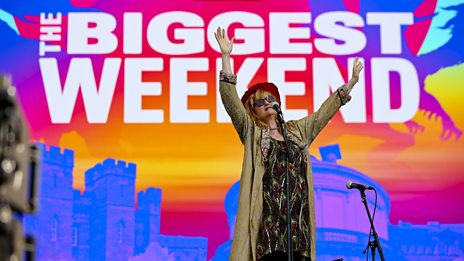 Biggest Weekend - Eddi Reader