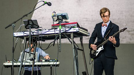 Biggest Weekend - Public Service Broadcasting