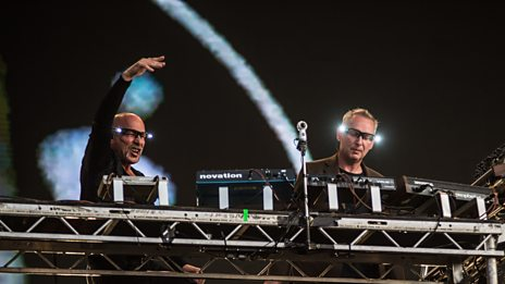 Biggest Weekend - Orbital