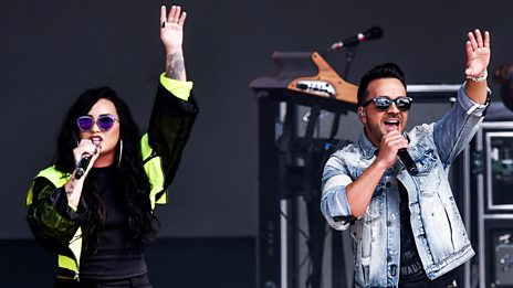 Biggest Weekend - Demi Lovato and Luis Fonsi