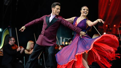 Biggest Weekend - Strictly Come Dancing – The Professional Dancers with the BBC Concert Orchestra