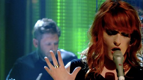 Florence + The Machine - Drumming Song (Later Archive... 2009)