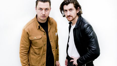 Arctic Monkeys: Bowie came to see us and our tour manager kicked him out his seat!