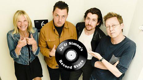 Arctic Monkeys' pick - Jo and Simon's Record Store