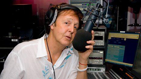 Sir Paul McCartney talks to Jo and Simon