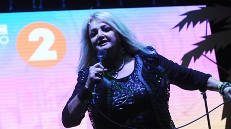 Bonnie Tyler performs live from Ibiza