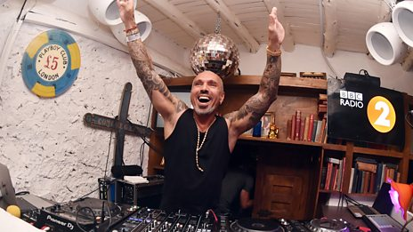 David Morales Ibiza Mix