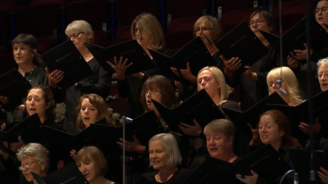 BBC Proms - Ralph Vaughan Williams: Toward the Unknown Region (Prom 1)