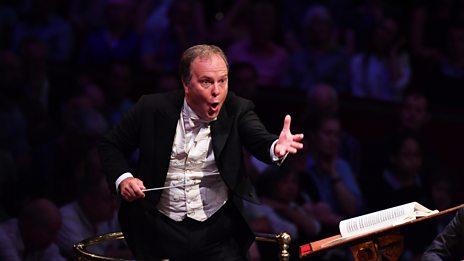 BBC Proms - Gustav Holst: The Planets (Prom 1)