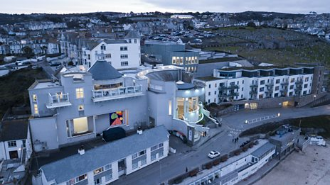 Music and art unite at Tate St Ives