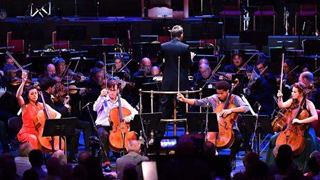 BBC Proms - Giovanni Sollima: Violoncelles, vibrez! (Prom 3)