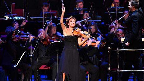 BBC Proms - Maurice Ravel: Tzigane (Prom 3)