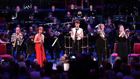 BBC Proms - Iain Farrington: Gershwinicity (Prom 3)