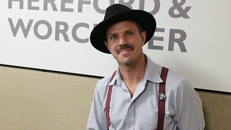 Jake Shears in session: Sad Song Backwards