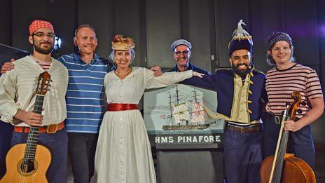 Scottish Opera - HMS Pinafore