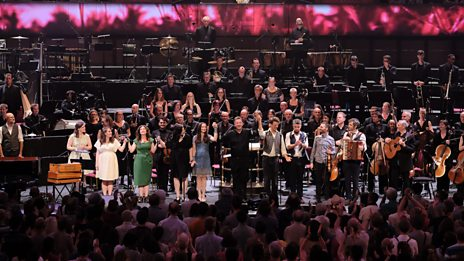 Highlights from the Folk Music Prom
