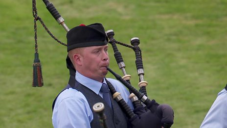 78th Fraser Highlanders - Medley