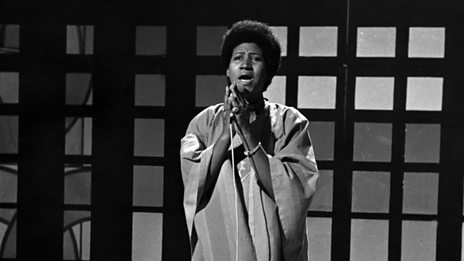 Aretha Franklin: The early years
