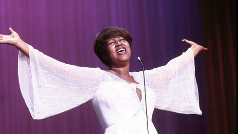 The faith behind Aretha Franklin.