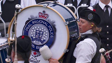 Peel Regional Police - Medley