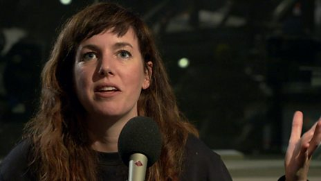 Anna Meredith - Extended Interview