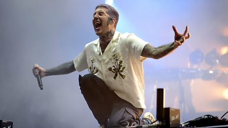 Oli Sykes on the feelings captured within Bring Me The Horizon's forthcoming new album